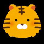 悩めるトラ