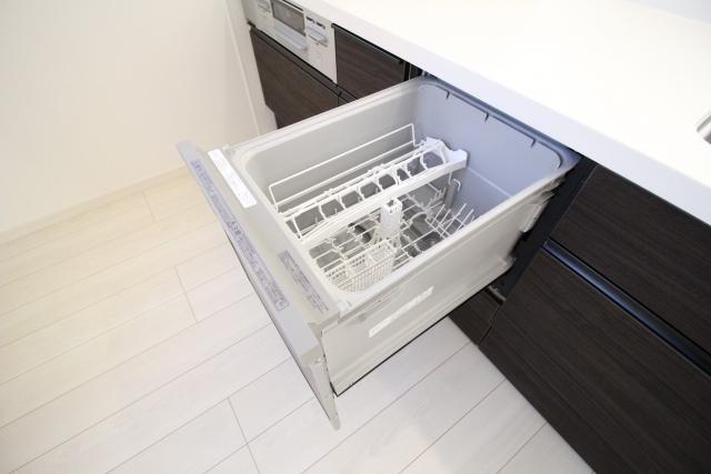 ビルトイン型食洗機