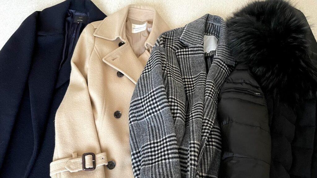 30代女性ミニマリストの2020年冬服のポイント