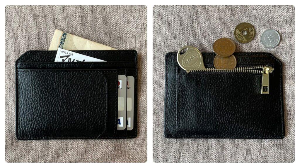 主婦ミニマリストの財布の中身