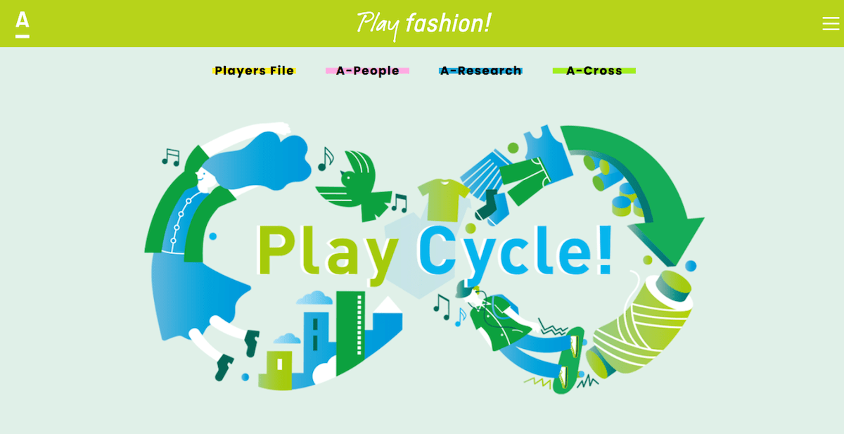 ADASTRIA「Play Cycle!」